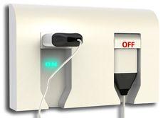 Easy safe outlet
