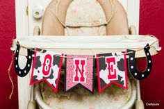 Hey, I found this really awesome Etsy listing at https://www.etsy.com/listing/224855946/cowboy-party-high-chair-banner-1st