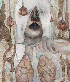Amber Michelle Russell lovely art