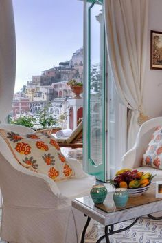 What We Love: Living la dolce vita in a dreamy coastal setting that has inspired film directors, artists and musicians for decades. Le Sirenuse (Positano, Italy) - Jetsetter