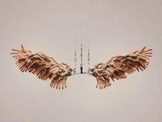 Анатомический арт корейского скульптора