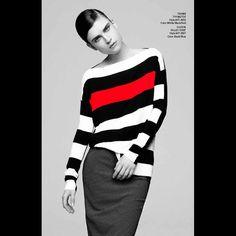 #bailey44 #marinamall #greenbird #couture #abudhabi #abudhabistyle #abudhabifashion #abudhabistyle #dubai #dubaifashion #dubaistyle #womenswear #fall2013 #winter2014 #fw2014 #prefall #pixie #fashionista #striped #striped shirt #blackandwhite #red #offtheshoulder #pencilskirt