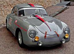Porsche 356..... Race Prepped