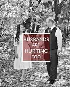 """Husbands Are Hurting Too: Infertility hurts husbands just as much as it hurts wives, so why do so many people act like it's a """"woman's problem"""" and ignore the pain infertile men feel? 