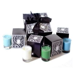 Full color Custom printed candle packaging Boxes available in different styles and sizes. Free Shipping and Free Design Support. Wholesale prices for small businesses.