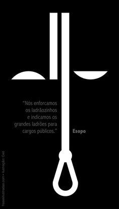 *****Esopo é um lendário autor grego, que teria vivido na Antigüidade, ao qual se atribui a paternidade da fábula como gênero literário.