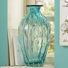 Vase, Tonal Teal from Midnight Velvet®
