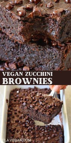Healthy Chocolate Desserts, Vegan Chocolate, Vegan Desserts, Caramel Chocolate Chip Cookies, Chocolate Cake, Delicious Vegan Recipes, Vegetarian Recipes, No Bake Desserts, Dessert Recipes