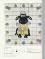 "Gallery.ru / Orlanda - Альбом ""Adele Welsbys-Cross Stitch Characters"""