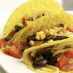It is monday again and that means a new meat free Monday. Today a little bit of sunshine thanks to this Mexican food. Full article on CuliNice.com