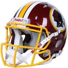 41d046e06c6 NFL Washington Redskins Speed Authentic Helmet by Riddell