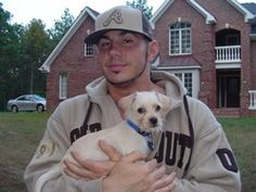 Matt Hardy along with his cute little puppy at his home The Hardy Boyz, Jeff Hardy, Cute Little Puppies, Cute Puppies, Wrestling Videos, Wwe Tna, Professional Wrestling, Wwe Superstars, Sexy Men
