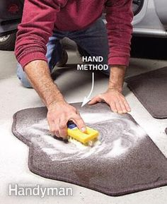 Tips from Auto Detailers on how to clean your auto like a pro. I need this!!
