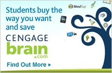 Students, buy the way you want and save at CengageBrain.com