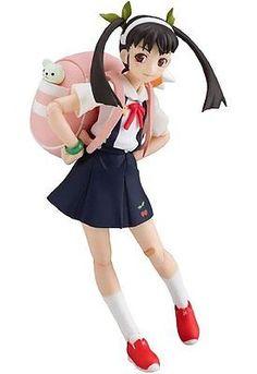 New figma Bakemonogatari Mayoi Hachikuji Figure Max Japan Import #ebay