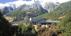 Wilderness Lodge Arthur's Pass is set in the heart of the Southern Alps, between #Christchurch and #Greymouth and is surrounded by plenty of mountain wildlife and nature trails.
