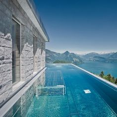 Hotel Villa Honegg, Switzerland.