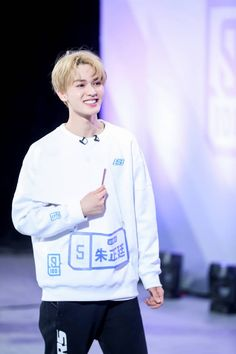 YH_NEXT Official Weibo Update! #ZhuZhengTing #정정 #朱正廷 #IdolProducer #偶像练习生 #YH_NEXT