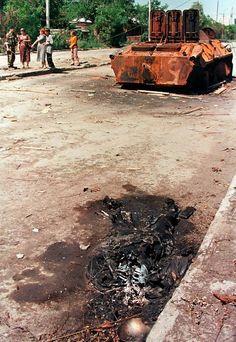 Storm of Grozny 1994-95