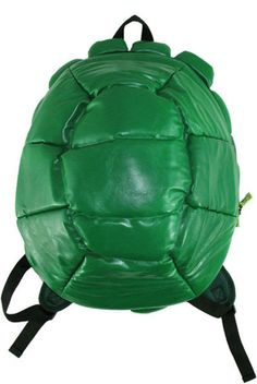 How i love this backpack... and it even comes with pro ninja turtle masks