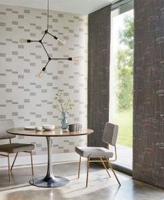 Echo Wallpaper - Silk Interiors Wallpaper Australia