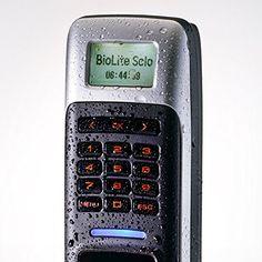Suprema Biolite Solo Access Control Time Attendance Standalone Outdoor Fingerprint Lock