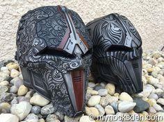 Lord Adraas Eradicator Mask Helmet 4