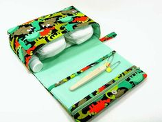 Dinosaurs baby bag diaper clutch diaper bag by purseNmore on Etsy