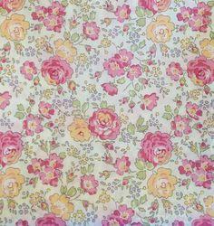 Liberty Felicite rose et orange - Édition japonaise.