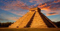Chichen Itza 7 Wonders of the World Chichen Itza – One of the New Seven Wonders of the World Chichen Itza 7 Wonders of the World. The ancient Mayan city of Chichen Itza is located in the nort… Cozumel, Cancun, Ancient Ruins, Mayan Ruins, Tikal, Riviera Maya, Inka Tattoo, Chichen Itza Mexico, Valladolid