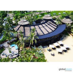 Escape to a resort paradise in the central of Vietnam Aerial Images, Drone Photography, Southeast Asia, Fields, Vietnam, Paradise, Outdoor Decor, Beautiful, Heaven