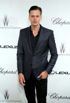 There's just something about Bill Skarsgard