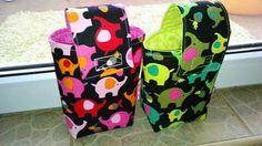 Diaper pockets