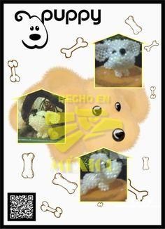 Животные из бисера. Схемы's photos
