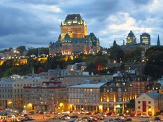 Quebec City - A Short Visit to a Delightful French Canadian City Samuel De Champlain, Le Petit Champlain, Old Quebec, Montreal Quebec, Quebec City, Places Around The World, Travel Around The World, Around The Worlds, O Canada