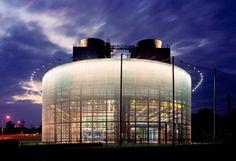 University of Pennsylvania Gateway Complex, Philadelphia, Pennsylvania, USA designed by Leers Weinzapfel Associates