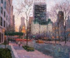 Paintings by E. J. Paprocki {Part 2} (8)