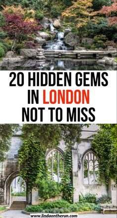 20 Hidden Gems In London Not To Miss| Here's a list of London attractions off the beaten path| London packing list| London| England| United Kingdom #london #londonengland #englandtravel #europe #europetraveltips #traveltips Day Trips From London, Things To Do In London, Edinburgh Travel, London Travel, Europe Travel Guide, Travel Destinations, London Activities, London Attractions, London Tours