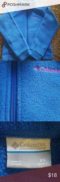 Selling this Little girls Columbia fleece on Poshmark! My username is: bweitz17. #shopmycloset #poshmark #fashion #shopping #style #forsale #Columbia #Other