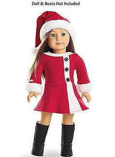 american girl doll accessories for free - Google Search Santa Dress 662bef41fac3