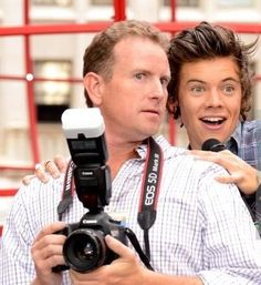 Cal and Harry; Today Show 2013