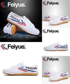 [Visit to Buy] Original Feiyue Sneakers Classical Shoes Martial arts Taichi Taekwondo Wushu Kungfu Soft comfortable Sneakers men women shoes #Advertisement