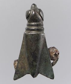 Copper Alloy Brooch in the Form of a Winged Insect, Eastern Germanic, c. 4th century AD