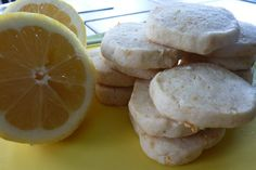 You're going to love this lemon and black pepper #cookie #recipe. Trust us.