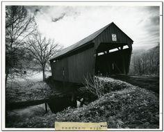 Lost Creek Covered Bridge