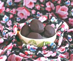 Chocolate Covered Cheesecake Easter Eggs