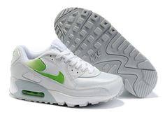 Nike Air Max 90 Grün Grau