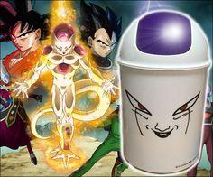 Frieza Bin(Trash Can) - Dragon Ball Z: Resurrection 'F' - 1 ...