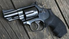 Smith & Wesson Model 19, .357 Magnum There will always be a place for the classic revolver. Simple, durable, reliable and lethal.