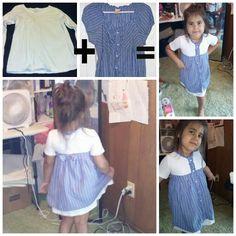 Dress I made my daughter!